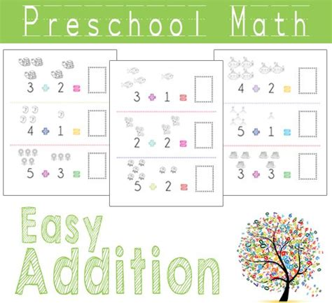 Preschool Math  Easy Addition  A Child, The O'jays And Children