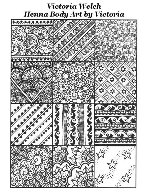 9eb1b567e494cc910208bd8f86027ebc.jpg 612×792 pixels (With images) | Beginner henna designs