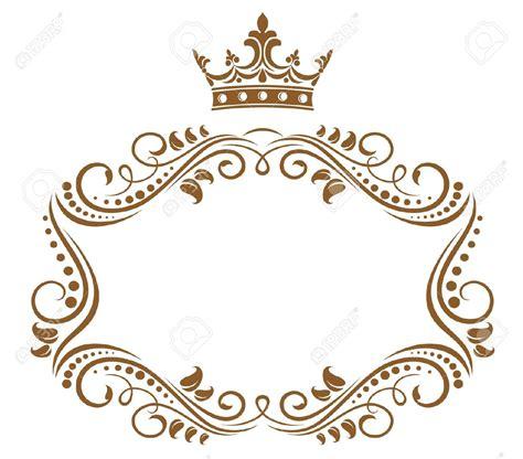 frame clipart royal pencil   color frame clipart royal
