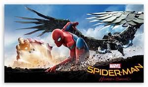 SpiderMan Homecoming 2017 8K 4K HD Desktop Wallpaper for ...