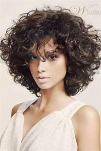 Coupe Courte Cheveux Bouclés : coupe courte cheveux boucl s coiffure cheveux boucl s ~ Melissatoandfro.com Idées de Décoration