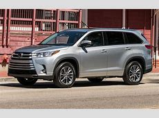 2017 Toyota Highlander XLE Wallpapers and HD Images