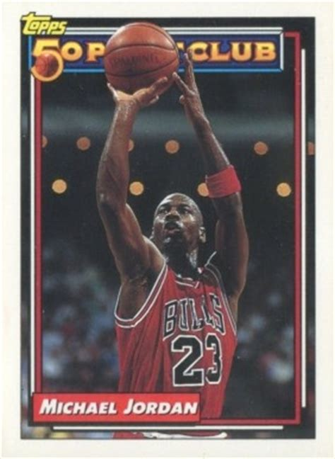 topps michael jordan  basketball card  price