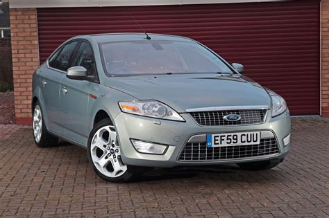 Ford Mondeo Wagon Specs & Photos