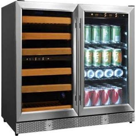 Eurodib Dual Zone Wine And Beverage Refrigerator