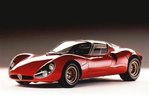 1967 Alfa Romeo 33 Stradale Protipo, Size
