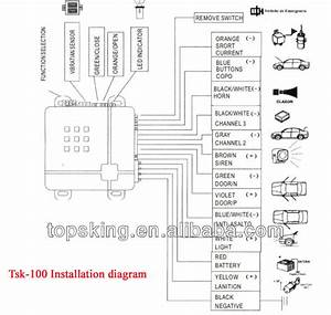 Excalibur Keyles Entry Wiring Diagram