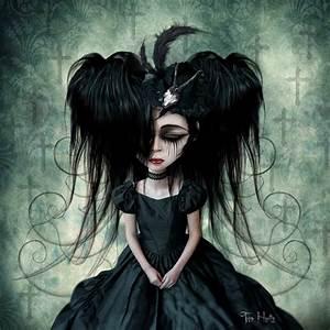 Little Sad Girl II by THZ on DeviantArt