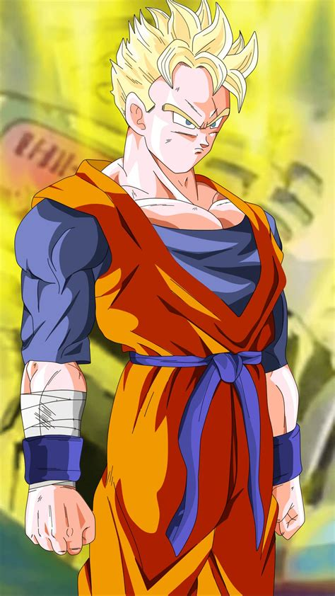 gohan iphone wallpapers  wallpaperboat