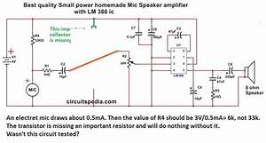 Easy Amplifier Circuit Diagram Using D718 Only Electronics