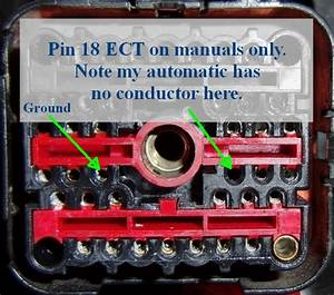 Is The Second Ect Sensor On 99