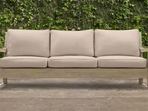 the gardenista 100 outdoor sofas gardenista With restoration hardware outdoor sectional sofa