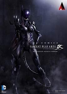 Tetsuya Nomura39s Version Of Catwoman Sure Is Interesting