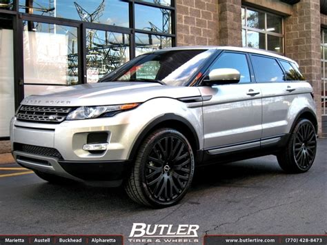 land rover evoque   marinello kensington wheels