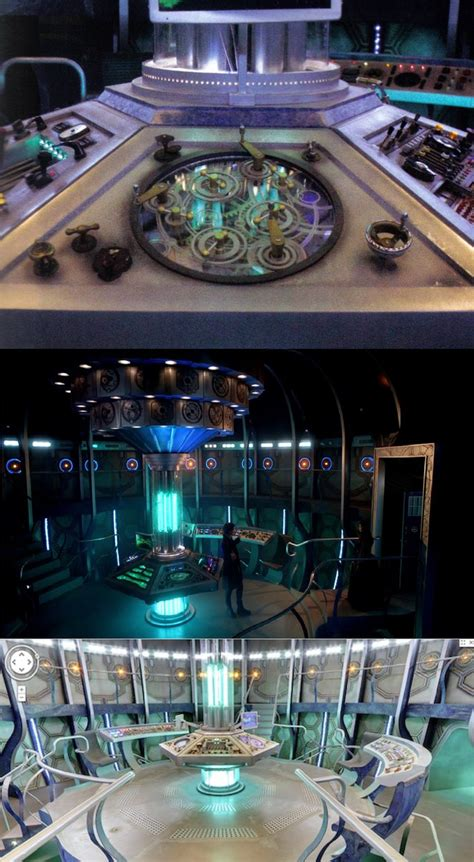 11th Doctor Tardis Interior by Stage Request 11th Doctor S Tardis Console Room By D
