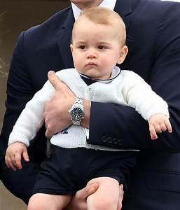 Cute Prince George Expressions | POPSUGAR Celebrity Australia
