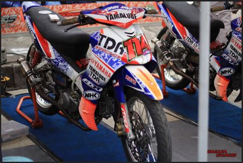 Foto Jupiter Z Road Race by Gambar Modifikasi Motor Yamaha Jupiter Z Road Race Tercepat