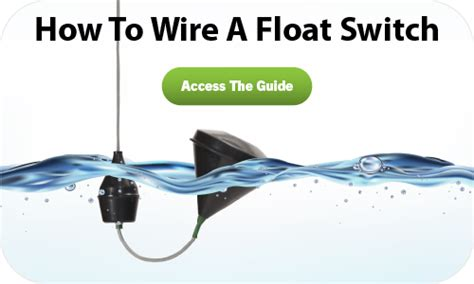 Float Switches For Simplex Pump Control Apg