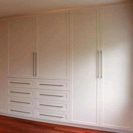 Diy Built In Bedroom Cupboards by Home Dzine How To Build And Assemble Built In Cupboards