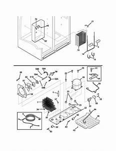Frigidaire Refrigerator Ice Maker Parts