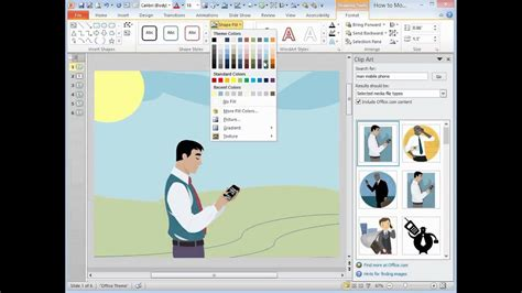 microsoft powerpoint clipart microsoft powerpoint 2013 how to modify clipart