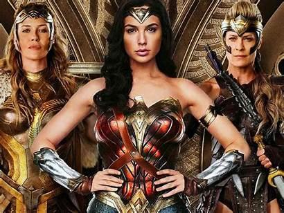 Wonder Woman Amazonas