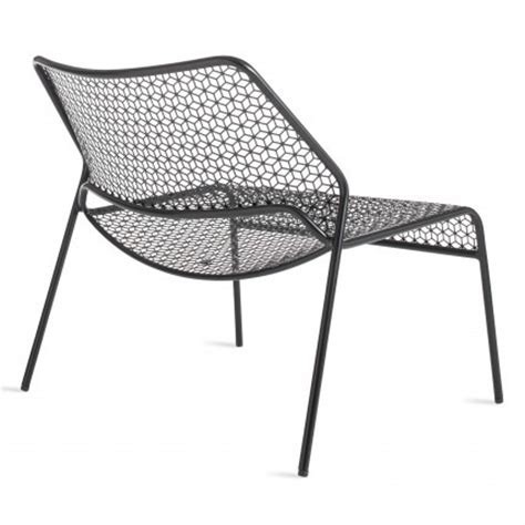 dot mesh lounge chair the century house