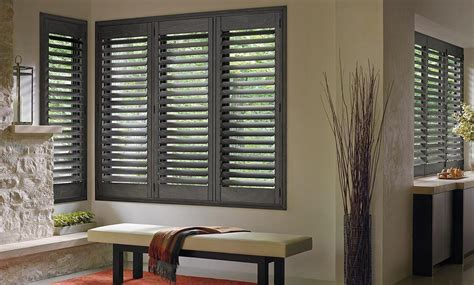 Wood Plantation Shutters by Enhance The Appeal Of Your Home With Plantation Shutters