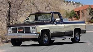 1985 Gmc Sierra Classic Pickup