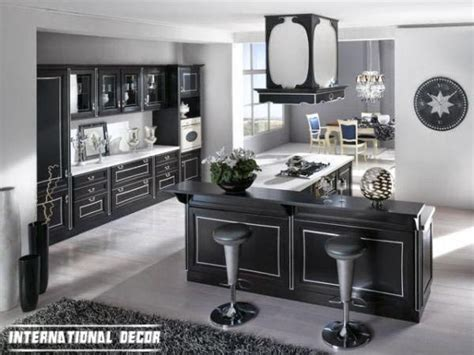 Black And Red Living Room Decorating Ideas by 12 Art Deco Kitchen Designs And Furniture Davotanko Home