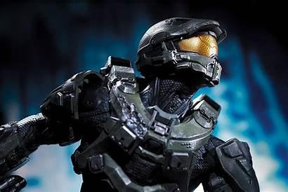 Halo Chief Master Mcfarlane Statue Toys Minecraft