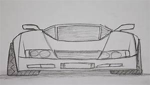 Wie Verkauft Man Ein Auto : wie zeichnet man ein auto von vorne youtube ~ Jslefanu.com Haus und Dekorationen