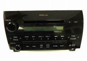 07 08 09 2010 11 Toyota Tundra Radio Stereo 6 Disc Changer