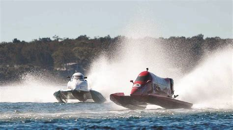 Formula Boats Newcastle by Racing Returns To City This Time It S On Water