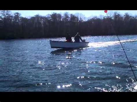 foot boswell crab plywood skiff youtube