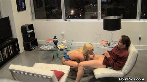 Lucky Dude Gets Leya Falcon And Tasha Reign