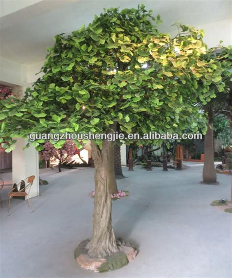 decoratice artificial fake big apple tree made in china