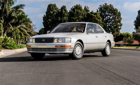 Revisiting The Original Lexus Ls400
