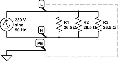 Element In Series Wiring Diagram by Power Supply Run Heater On Two Powerlines Where The