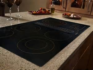 Jenn-Air Electric Cooktop with Downdraft