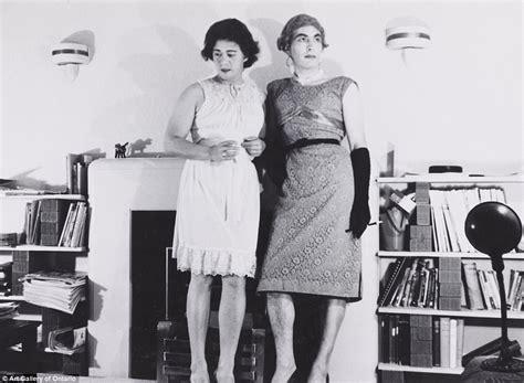 Secret 1950s cross dressing community revealed in exhibit ...