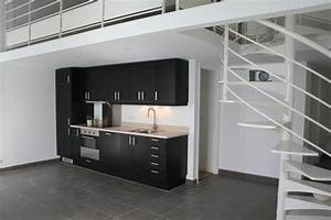 meuble cuisine a poser sur plan de travail valdiz With poser plan de travail cuisine