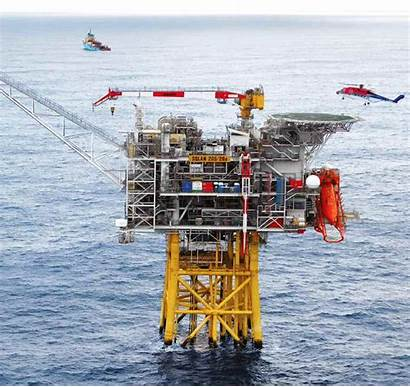 Oil Premier Solan Platform Spill