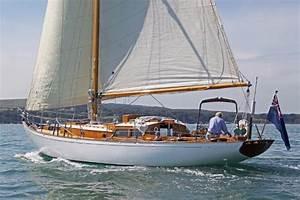 1954 Philip L Rhodes 45 Ft Bermudan Sloop United Kingdom