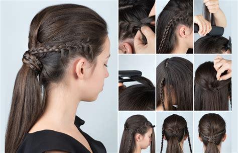 Rockabilly Frisur Schritt Für Schritt 1001 Festliche Frisuren Zum