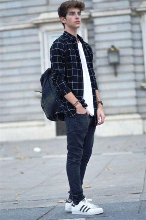 24 Cool Teen Fashion Looks For Boys In 2016  cute boy