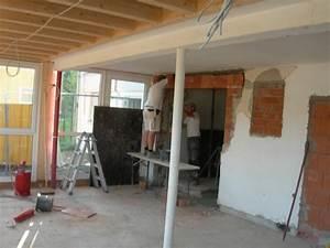 Stahlträger Tragende Wand Einsetzen : unterzug wohnzimmer raum und m beldesign inspiration ~ Lizthompson.info Haus und Dekorationen