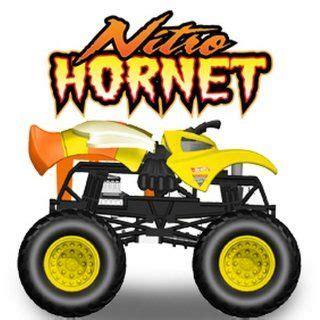 nitro hornet monster truck wheels monster jam custom atlanta falcons bone shaker