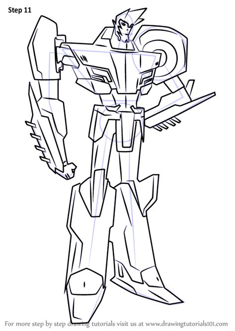 learn   draw sideswipe  transformers
