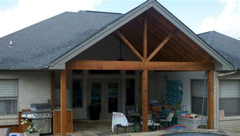 how to add a covered patio to your house 100 image